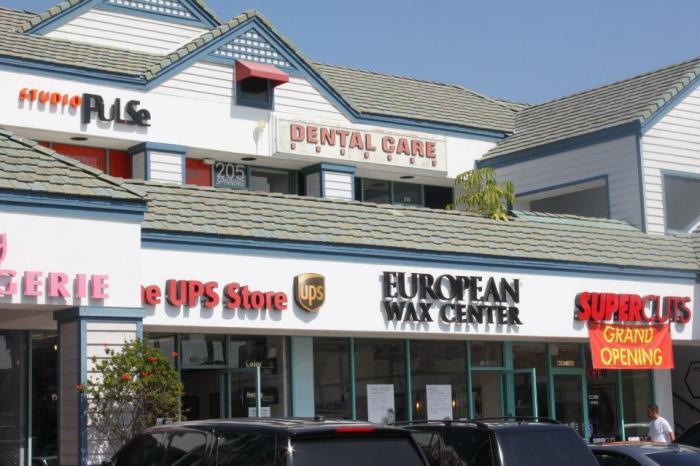 Redondo Shores Shopping Center Redondo Beach Ca